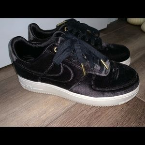 Nike Shoes - Nike Velvet Air Forces